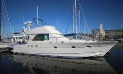 These elegant yachts rarely come to the market, and when they do, it is easy to see why it doesn't take long to snap them up.  This 2 owner boat has been lightly used and well maintained. It offers comfortable cruising, ease of handling and is just a