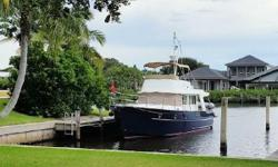 PRICE REDUCED $15,000 (LOCATION: Venice FL) Looking for trawler comfort and cruiser performance? The Beneteau 42 Swift Trawler offers both with this roomy coastal cruiser. She comes with a spacious flybridge with bimini top, an open cockpit with dinghy,