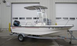 Enjoy a quick planing and smooth ride offered by Boston Whaler's 170 Montauk! This is a perfect Lake Erie fishing or runabout. Built to fish and equipped with a removable cooler, tackle drawers, and rod holders. Freshwater & One Owner Since New 140