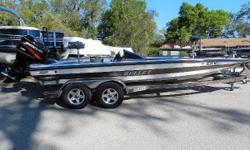 This beauty just arrived 3/16! 2005 Bullet 21XD bass boat with a Mercury 150HP XR6 & Bullet trailer. This gorgeous boat was well taken care of, has everything you need to get out and fish today and won't last long! Includes: Motorguide