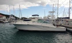 Price Reduction - Owner very motivated -Make Offers! Cabo Yachtshavealways had a great reputation for high quality, sound engineering, sporty designs, and an innate ability to raise fish. This 2005, 45ft Cabo is one of their most