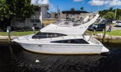Diesel 33 Carver 850 hours D6 Volvo Diesel . Reduced to sell. Offers encouraged 2 staterooms, single head. DIESEL33 Carvers available. Needs some cometics  Call for details. Offers presented. Nominal Length: 33' Length