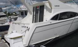 MINT is the only way to describe this popular low hour well maintained cruiser.  Owner spared no expense with new risers & manifolds. She was just recently hauled and the bottom was sanded and painted,hull waxed. 200 hours on Volvo Penta 5.7 GXI MPI