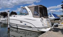 PRIDE OF OWNERSHIP SHOWS THROUGHOUT THIS 2005 CHAPARRAL 270 SIGNATURE -- PLEASE SEE FULL SPECS FOR COMPLETE LISTING DETAILS. LOW INTEREST EXTENDED TERM FINANCING AVAILABLE -- CALL OR EMAIL OUR SALES OFFICE FOR DETAILS. Freshwater / Great Lakes boat
