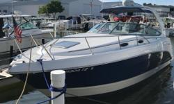 2005 Chaparral Signature 270 This 2005 Chaparral Signature 270 boat is in Yacht Basin Marina in Holland Mi. The Asking price includes the Slip rental for the rest of 2018. The boat is in very nice shape. Hull and Stern had been detailed before she went
