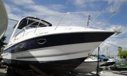 2005 Doral Montecillo, has a Volvo Penta 5.7, boat needs a little TLC, call for detail Nominal Length: 25'