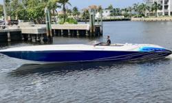 2005 Fountain 42 Executioner ? Owner has just spent over $60k!! ?New CMI headers ?Both motors were just rebuilt ?Rebuilt gimbles ?Custom paint and dash ?Located in Miami Beach, Fl Asking $99,000 Engine(s): Fuel Type: Other Engine Type: Other Quantity: 525