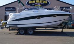 SOLD 2005 FOUR WINNS 248 VISTA 2005 FOUR WINNS 248 VISTA WITH A VOLVO PENTA 5.7Gi ENGINE! Beam: 8 ft. 4 in. Hull color: White Green Stock number: USED693