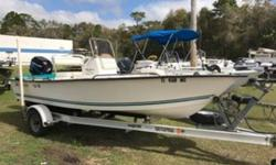 Located in Crystal River dealership. Nominal Length: 17' Engine(s): Fuel Type: Other Engine Type: Outboard Stock number: FL4168MS2