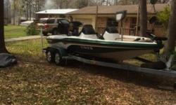 2005 Tracker Nitro NX 882 DC 5fp MotorGuide Trolling motor Brand new Hydraulic Steering All brand new Batteries installed Galvanized Dual-Axle Trailer with Trailer Surge Brakes Had compression check on boat and all four cylinders are between 142-151