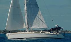 Experienced sailors know the added safety that comes with good sailing performance. The ability to sail off a lee shore, shorten a passage to within the available weather window, safely maneuver through heavy seas, and a cockpit where you can hunker down