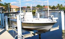 FOR QUESTIONS CONTACT: AL 919-960-8715 or alguaspari@gmail.com 2005 Pathfinder 2200V Bay Boat DETAILS: -Yamaha F150 4 Stroke -600 Hours -Minn Kota Riptide 24v Trolling Motor -4 sealed marine batteries -2 on-board chargers -Bobs Hydraulic jack plate