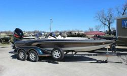 2005 Ranger Z20 with a Yamaha VZ225TLRD and Ranger TA Trailer The revolution has begun and bass fishing will never be the same. With muscle-car-inspired contours, polished aluminum hardware, and a lengthy list of factory-installed features and equipment,