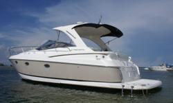 *** FOR ALL QUESTIONS PLEASE CONTACT: TODD 850-982-5797 OR 850-995-5106 OR Alfo6205@bellsouth.net *** This is a 2005 Regal 3860 Commodore Yacht powered by twin Yanmar 440HP diesel engines with less than 215 hours! DETAILS:-Raymarine C80 chart plotter