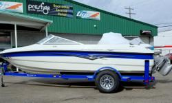 2005 Reinell 185 ? $11,999 You won?t find a much cleaner family starter boat. This boat has been well maintained with low use. The V hull and shorter length makes this boat extremely nimble and easy to handle. SPECS Length: 18?5? Beam: 86? Engine: Volvo