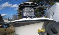 SALE PENDING 2005 Sea Hunt 202 Triton Boat Does not come with a trailer and is not priced with a trailer but a trailer can be purchased with the boat...we sell them here. This boat is a nice package, boat & Yamaha 150 hp motor(4 stroke) w/ a T-Top! This