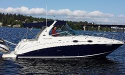This is a great boat for those starting their Puget Sound cruising adventures!  Has all the gear you need for exploring all the destinations from Gig Harbor to Desolation Sound, but with 'small boat' convenience and overhead.   Transferable slip