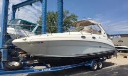 This is a must see boat. This boat served as a summer home while the owners built their new home on the water. There are a lot of great memories made in this boat and she's ready to make more. Reach out to us to set up an appointment. Trades considered.