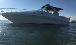 Always fresh water, very clean, well maintained with new cockpit carpet and canvas. Lady D has been professionally maintained and is ready for a new home. Featuring the upgraded Mercruiser 8.1 Liter HoriZon V-drive engines with 550 hours. Currently in