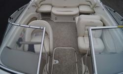SALE PENDING 2005 Seaswirl 170 MERCURY 115 OPTIMAX -SPARE TIRE -REAR BOARDING LADDER -POWER TRIM -REMOVABLE STAINLESS STEEL SKI POLE -BOW & COCKPIT COVER -SNAP IN/OUT CARPET -TILT STEERING -CLARION SIRUS/CD RADIO -GARMIN ECHO 551 FISH FINDER/DEPTH FINDER
