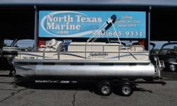 2005 SWEETWATER CHALLENGER 200 FCXL This 2005 Sweetwater pontoon is equipped with a Yamaha 50 with only 131 hours on it. If fishing and a stable platform at a cheap price is what you're after, then this is your boat!! She comes fully equipped with a