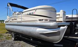 20ft pontoon on a trailer for under $15,000!!! Will not last. Come look at this boat today. Trades considered. CANVAS BIMINI TOP MOORING COVER ELECTRICAL ELECTRICAL SYSTEMS POWER TRIM ELECTRONICS DEPTH FINDER STOCK# BL0165A TRAILER TRAILER BUNK TRAILER- 2