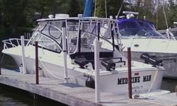 DescriptionThis boat is loaded with options and in Bristol condition. Bring all offers. Highlights: Twin 350hp Volvo Pentas (fuel injected) Glendenning electric throttle and shifter controls Fresh water boat (justarrived from Lake Ontario) 160 hours