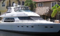 Description For full and complete specifications Please Click Here Vessel Details This is a state of the art Carver Motor yacht with every bell and whistle. . The owner has spared no expense keeping his yacht in TURN KEY PALM BEACH CONDITION. The vessel