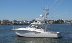 A VERY CLEAN ORIGANAL OWNERBOAT! 36' 2006 ALBEMARLE with twin CAT power! Rugged...spacious...elegant...stylish and all wrapped up in a flat-out fishing machine! This 360 Express is perfect for serious tournament fishing while still comfortable and