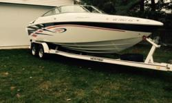 2006 Baja 245 Performance 2006 BAJA 245 PERFORMANCE WITH BOSS PACKAGE! Hull color: white/red Stock number: CON36