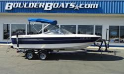 2006 Bayliner 215 Payments as low as $175 / mo. *  Combining the best of bowrider and deck boat engineering, the next-generation 215 is primed for action. Stowing gear is simple too in the 215s ample bow and in-deck storage lockers. Low hour boat in