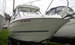 2006 bayliner 242 hardtop w/merc 5.0 FOR SALE AT STORMKINGMARINE , NEW WINDSOR, NEW YORK, 12553 Bayliner has long been known for their complete line up of boats from 15' bow riders to 45' Motor Yachts. The 242 Classic cruiser is one their offerings which