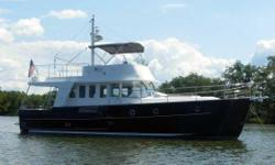 NEW RAYMARINE ELECTRONICS NEW AGM BATTERIES & CHARGER ALL ENGINE SERVICES UP TO DATE $10,000 PRICE REDUCTION, BRING OFFERS! Nominal Length: 42' Length At Water Line: 37.4' Length Overall: 44.3' Length Of Deck: 42' Max Draft: 3.4' Engine(s): Fuel Type: