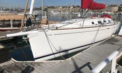 Owner has reduced the price to $189,000! Offers encouraged. Heartbeat II is an excellent example of the popular racer-cruiser from the French builder Beneteau. Designed by Farr and Associates this Beneteau First 44.7 was built in 2006 and has
