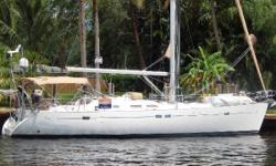 """EXCEPTIONALLY CLEAN - EXCEPTIONALLY WELL EQUIPPED - SHOWS LIKE A NEW YACHT -NEVER CHARTERED - Meticulously Maintained - LOW Engine Hours - """"ALL"""" The Extras Now in Ft Lauderdale and available for viewing 3 Staterooms, (2) w/En suite Head & Shower - Fully"""