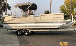 2006 BENNINGTON 2575 GLC for sale at VS Marine in Atascadero CA. Call today for details 805-466-9058 or email shawn@vsmarine.com or kris@vsmarine.com***PRICE AS SHOWN WITH TRAILER $19,995.00*** Engine(s): Fuel Type: Gas Engine Type: Outboard Quantity: 1