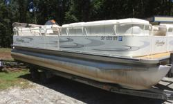Blowout price! Priced below NADA book value! Boat just had it's Annual Service and is ready to go. This boat also has an Electric Bimini Top!! ;Add $1,200 if you need a trailer. Engine(s): Fuel Type: Gas Engine Type: Outboard Quantity: 1