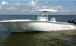 Fast, Tough, Tournament tested. Be ready for spring, low hours, at a reasonable price! Custom 10,000 GVWR Aluminum Trailer included. Take close look at this Boat! You will not find a stronger, more capable and sea worthy boat for anywhere near the money!