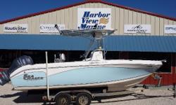 This is a nice boat with all needed options including T-Top, VHF radio, Stereo radio, GPS/Fish finder, live well, 4 stroke Yamaha 150, Dual batteries and switch, On board charger and more. Come on down and have a look. These move quickly. Call me for more