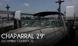Actual Location: Pensacola, FL - Stock #082750 - If you are in the market for a cruiser, look no further than this 2006 Chaparral 290 Signature, just reduced to $57,900 (offers encouraged).This boat is located in Pensacola, Florida and is in great