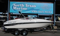 2006 EBBTIDE 200 The Ebbtide 200SS is one of the biggest 20 foot boats on the market providing a high and dry ride more like that of a 23 footer or bigger. This one is powered by a Volvo/Penta 5.0 GL making 220 HP providing plenty of power for