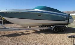 2006 Formula 260 SS with Mercruiser 6.2 Mpi 320 HP with Bravo Three dual prop outdrive. Very nice fresh water only boat in great condition with tandem axle trailer. Please contact our sales department for more info on this great boat.