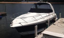 Freshwater Only Formula with all the Bells and Whistles. Twin Volvo 375 Horsepower 8.1L Engines with Twin Duo Prop Outdrives. Generator and Bow Thruster!!! Raymarine GPS/Sounder Unit. Windlass Anchor System with Stainless Steel Claw Anchor 2
