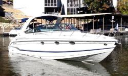 UNDER CONTRACT 2006 Formula 370 Super Sport LOW HOUR BOAT - Powered by twin 425hp Mercruiser 496 MAG HO B3X Price just reduced by seller on this extremely low hour, meticulously maintained 370SS. Always on Lake of the Ozarks, all maintenance done at