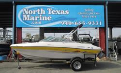 2006 Four Winns H-190, This well-cared for Four Winns H-190 is perfect for those on a budget that value a more upscale lifestyle.Four Winns has equipped this smart little rig with big amenities like : A 4.3 GL Volvo/Penta w/ 190 HP, custom matched trailer
