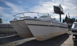 2006 Glacier Bay Catamarans 260, Stock: 85552006 Glacier Bay(2)Suzuki 150+Financing Available+*Hull and Motors only*Contact Tyler for more information:(504)485-1132boatyardtyler@gmail.com Nominal Length: 26' Stock number: 8555