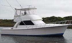 NEW (2016) E-Z to C Y Enclosure New (2015) Electronics upgrades; Garmin, Flir, AIS New (2015) Stidd Ergonomic Helm chairs New (2015) Satellite TV system New (2015) Antennas New (2015) Swivel rod holders All engine services complete!