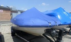 2006 Kayot Harris V220 Deckboat, - Cockpit seating- Forward seats- Side console Nominal Length: 20' Stock number: 11821