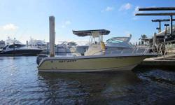The Key West 2300 CC is perfect for fishing, diving, water sports, or all-around family fun. *Yamaha F225TXR Hours as of 9/2016 237 **New 2015-16 1040xs Garmin Chart Plotter Combo *740xs Garmin Touch Screen Combo *Custom Locking Chart Plotter Cover