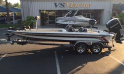 2006 Legend 21 LE....LOOKS NEW, One owner, well maintained, only 113 hours. Loaded with all options including new electronics. Mercury 225, Jack plate, 3 batterys with 3 bank charger, live well, locking storage everywhere, large front deck, trolling